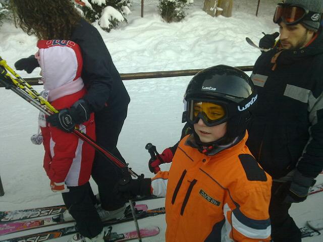 Alex la schi